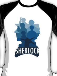 Sherlock ~  A Study to the Fall T-Shirt