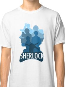 Sherlock ~  A Study to the Fall Classic T-Shirt