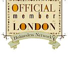 Holmesless Network by booklils