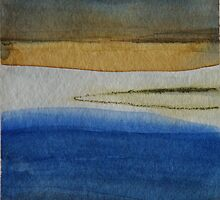 The Bay Abstracted by ROSEMARY EAGLE