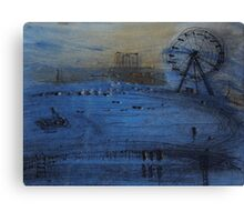 Corio Bay Haze Canvas Print