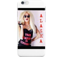 Alaska Thunderfuck Case iPhone Case/Skin