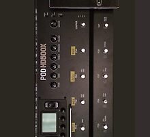 Line 6 POD HD500X by Brian6string