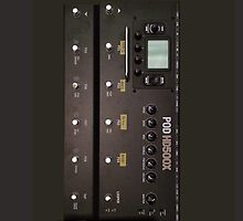 Line 6 POD HD500X (for capsule) by Brian6string