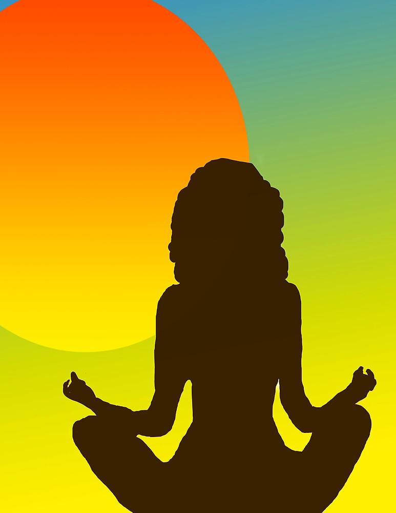 Sunrise Yoga by Timothyoleary