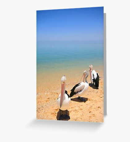 Mia Locals Greeting Card