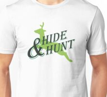 Hide and Hunt Unisex T-Shirt