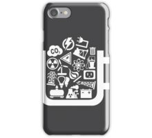 Industry a cup iPhone Case/Skin