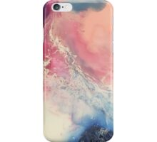 Sunset Storm Print iPhone Case/Skin