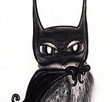 The Dark Night Owl by InkyDreamz