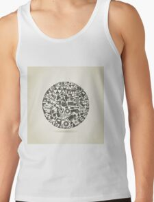 Industry a sphere Tank Top