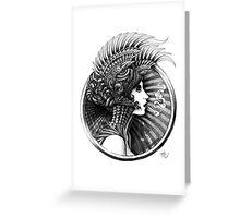 Valkyrie Greeting Card