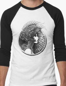 Valkyrie Men's Baseball ¾ T-Shirt