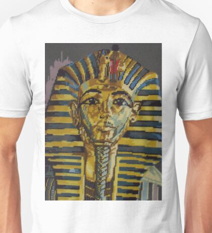 Tutankhamun Tapestry Unisex T-Shirt