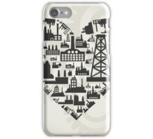 Industry heart2 iPhone Case/Skin