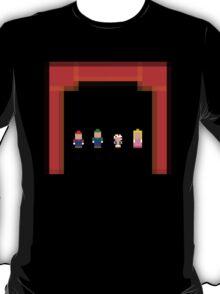 Minimalist Super Mario Bros 2 T-Shirt