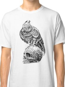 Red-Tail Skull Classic T-Shirt