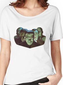 Gang of Monsters  Women's Relaxed Fit T-Shirt
