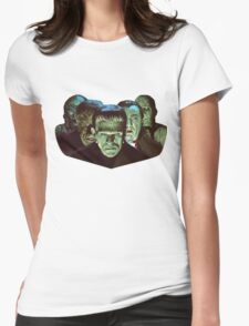 Gang of Monsters  Womens Fitted T-Shirt