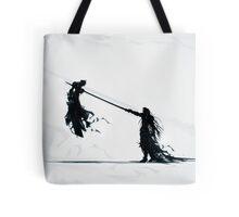 Sephirot vs Cloud Tote Bag