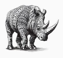 Rhinoceros Kids Clothes