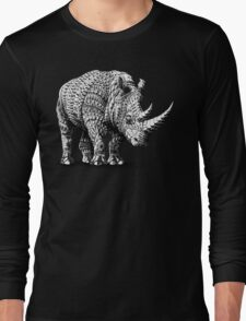 Rhinoceros Long Sleeve T-Shirt