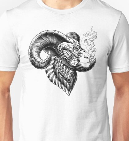Bighorn Sheep Unisex T-Shirt