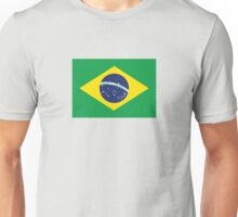 Brazilian Love Flag Unisex T-Shirt