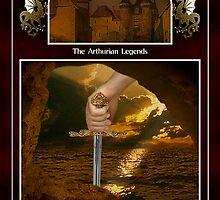 Celtic Arthurian Legends by Vy Solomatenko