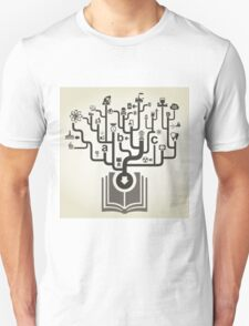 Industry the book Unisex T-Shirt