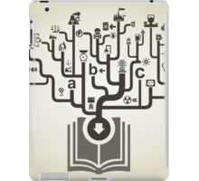 Industry the book iPad Case/Skin