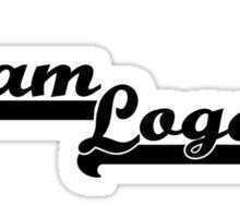 Team Logan Sticker