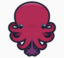 Terrence the octopie - Happy Ink! Kids Tee