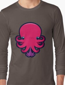 Terrence the octopie - Happy Ink! Long Sleeve T-Shirt