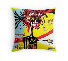 Samo Samo Throw Pillow
