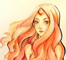 Flame Princess by Astrodia