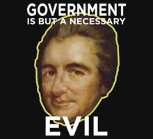 Thomas Paine Constitution Libertarian by psmgop