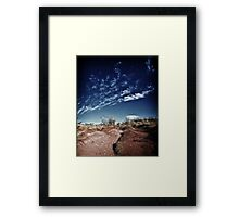 ©MS On The Road IIAB Framed Print