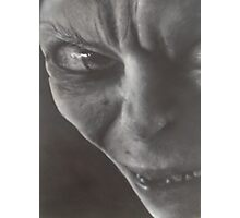Gollum Photographic Print
