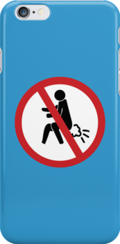NO Farting Sign by iloveisaan