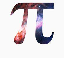 Pie Symbol 3.14 [Omega Nebula] | Mathematix Men's Baseball ¾ T-Shirt