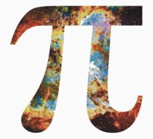 Pi Symbol 3.14 [Heart and Soul Nebula] | Mathematix by SirDouglasFresh