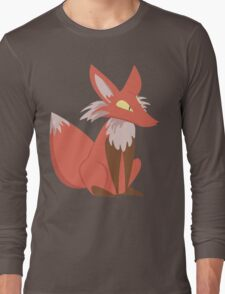 Ren the Red Fox Long Sleeve T-Shirt