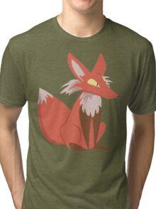 Ren the Red Fox Tri-blend T-Shirt
