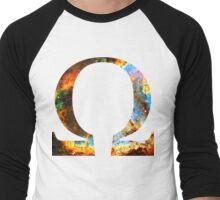 Omega [Heart And Soul Nebula] | Mathematix Men's Baseball ¾ T-Shirt