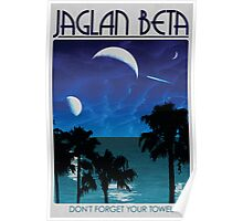Jaglan Beta Travel Poster Poster