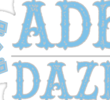 Cool As Adele Dazeem Sticker