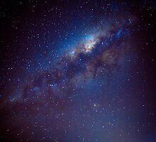 Pilbara nightscape by cookey