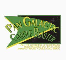 Fictional Brew - Pan Galactic Gargle Blaster T-Shirt