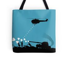 Love army Tote Bag